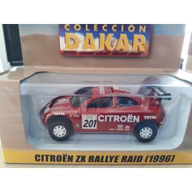 Citroen Zx Rallye Raid 1996 Coleção Rally Dakar