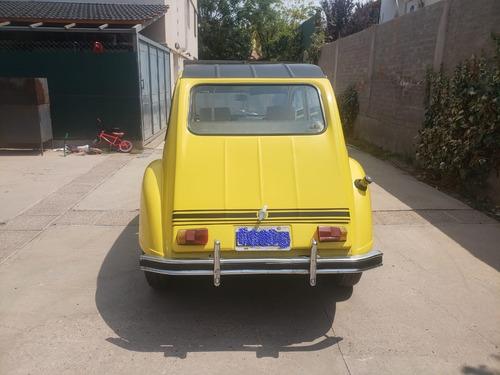 citroën 3cv 100% original 1978