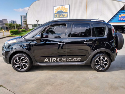citroën aircross 1.6 16v exclusive flex 5p manual