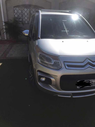 citroën aircross 1.6 16v exclusive flex aut. 5p 2012