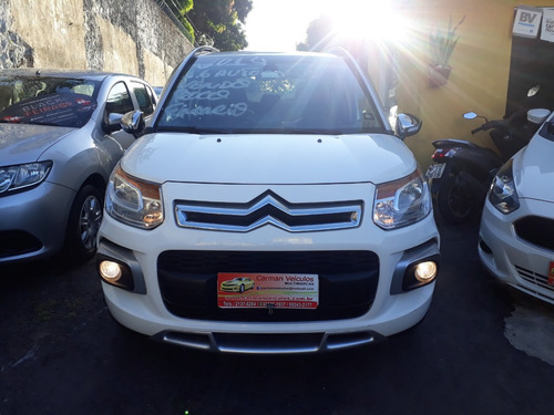citroën aircross 1.6 16v exclusive flex aut. 5p 2014