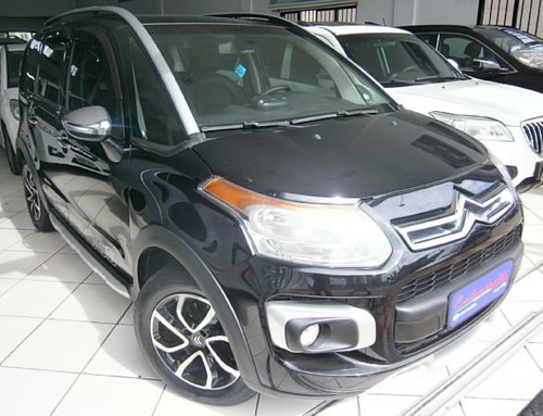citroën aircross 1.6 16v exclusive flex aut. 5p
