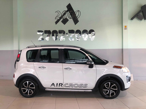 citroën aircross 1.6 16v exclusive unico dono 13 automatico