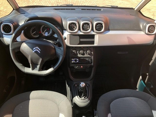 citroën aircross 1.6 16v flex start manual