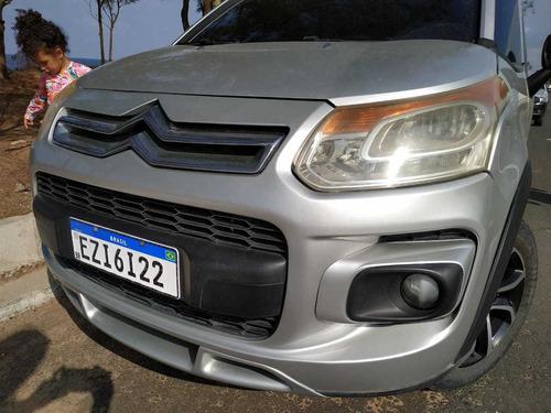 citroën aircross 1.6 16v glx flex 5p 2012