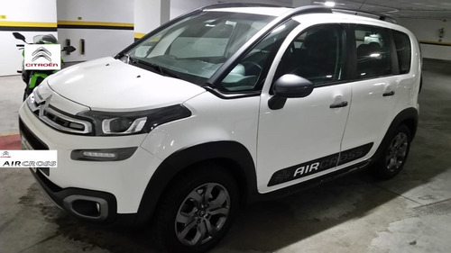 citroën aircross 1.6 16v shine flex aut. 5p estado de zero