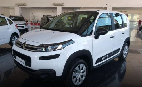 citroën aircross 1.6 16v start flex 5p completo mec 0km2019