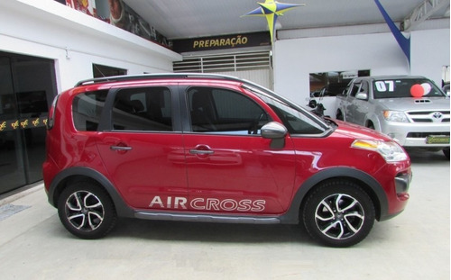 citroën aircross 1.6 exclusive 16v flex 4p automático 2014/2