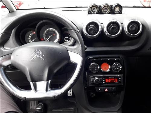 citroën aircross 1.6 exclusive 16v flex 4p manual