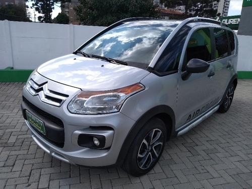 citroën aircross 1.6 flex glx manual completo