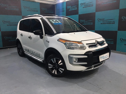 citroën aircross 1.6 glx atacama 16v flex 4p manual