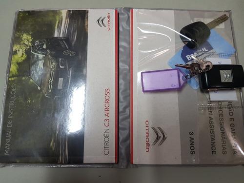 citroën aircross 1.6 glx flex 2014