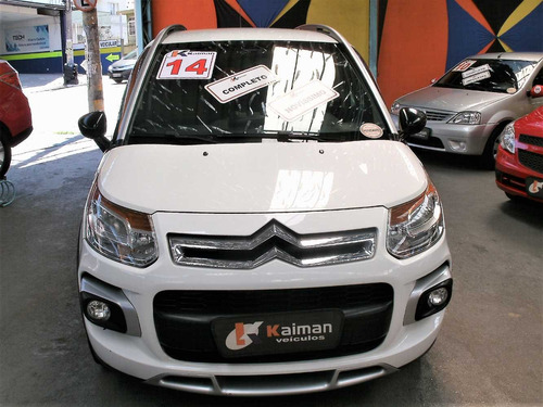 citroën aircross 1.6 glx flex.. impecável.. super conservado