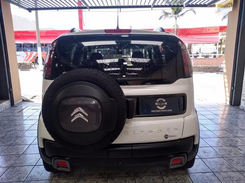 citroën aircross 1.6 shine 16v flex 4p automático