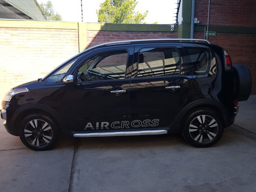 citroën aircross 1.6 vti 115 exclusive 2014