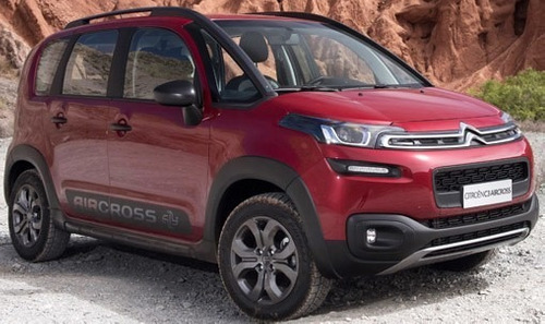 citroã«n aircross 1.6 vti 115 feel/anticipo