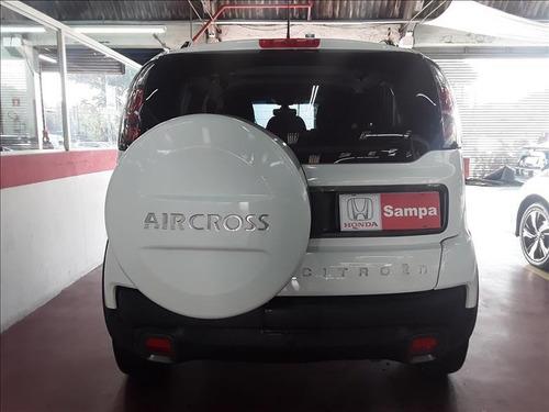 citroën aircross 1.6 vti 120 start shine eat6