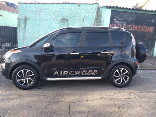 citroën aircross 2011 1.6 16v exclusive flex 5p