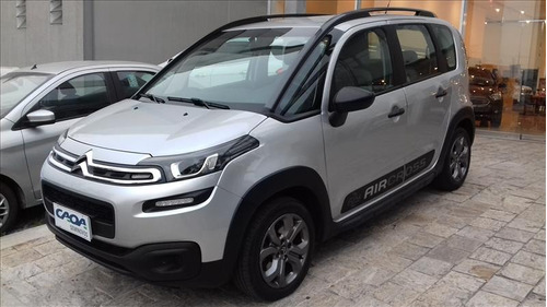 citroën aircross aircross live 1.5 flex manual