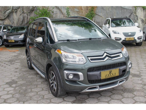 citroën aircross exclusive 1.6 at