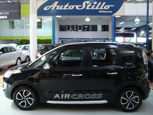 citroën aircross exclusive 1.6 flex 2012 preto (completo)