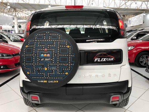citroën aircross shine 1.6 16v flex aut. - 2017/2018