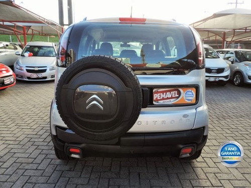 citroën aircross shine 1.6 16v flex, qei8101