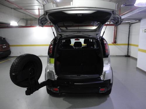 citroën aircross shine 1.6 flex automático 2017 19 mil km