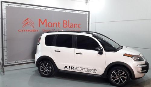 citroën aircross tendance 1.6 flex aut 2015 branca