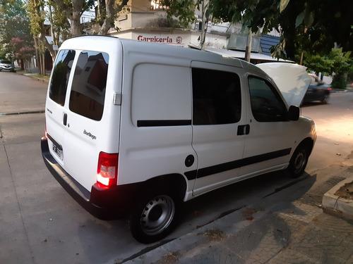 citroën berlingo 1.4 bussines 75cv mixto 2015