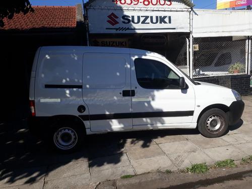 citroën berlingo 1.6 bussines hdi 92cv a/a y d/a d/airb 2016