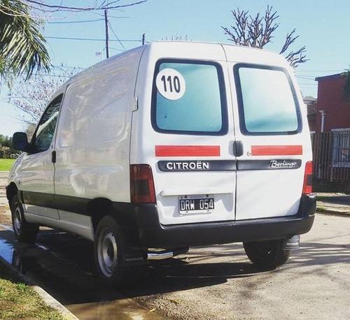 citroën berlingo 1.9 d 1plc 2001
