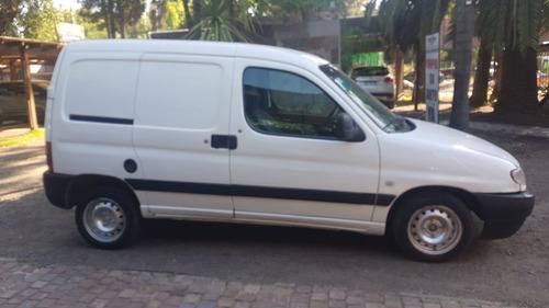 citroën berlingo 1.9d furgon charliebrokers 2004 blanco