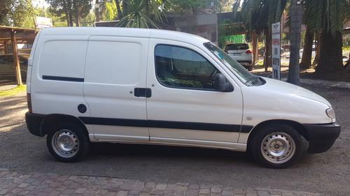 citroën berlingo 1.9d furgon charliebrokers 2005 blanco