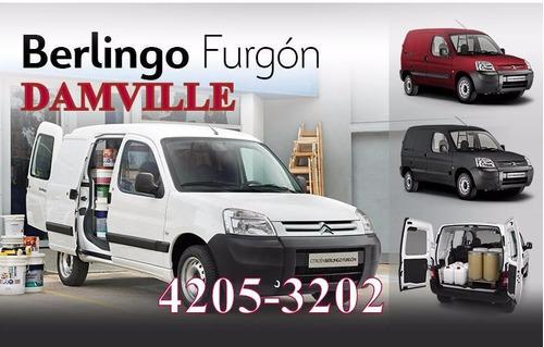 citroën berlingo furgon 1.6 vti/ contado/cupo limitado