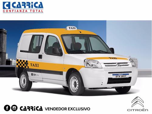citroën berlingo taximetro u$s 13990 partida limitada!!
