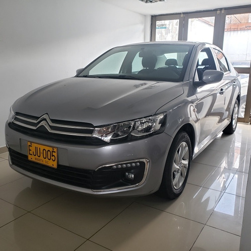 citroën c-elysée 2018 1.6 feel