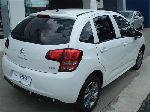 citroën c3 1.2 attraction 8v flex 4p manual