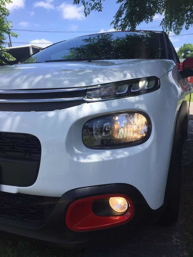 citroën c3 1.2 pure tech 110 5v feel europa 2018
