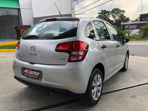 citroën c3 1.2 pure tech 2018  flex origine manual 20.000 km
