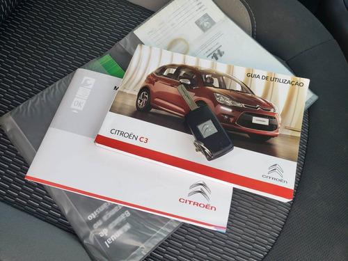 citroën c3 1.2 pure tech 2018  flex origine manual 23.000 km