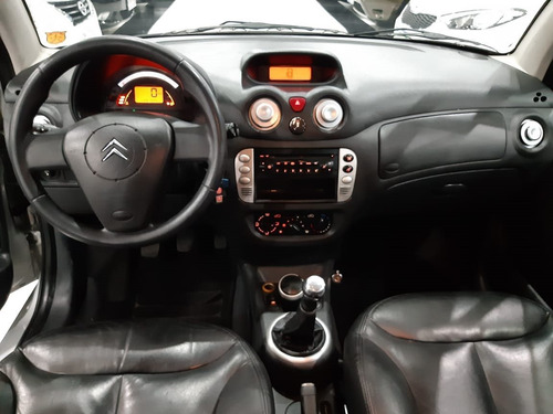 citroën c3 1.4 exclusive 8v flex completo 2011