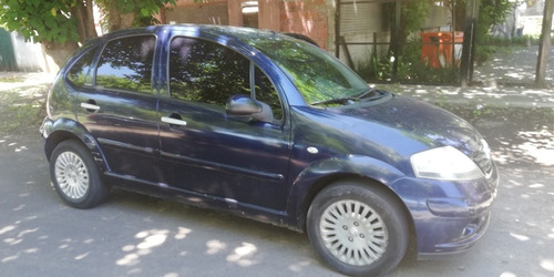 citroën c3 1.4 hdi exclusive 2007
