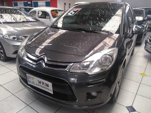 citroën c3 1.5 exclusive automatico flex 5p 2016