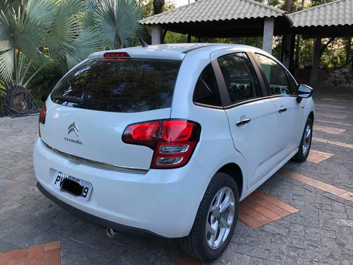 citroën c3 1.5 exclusive flex 5p 2015