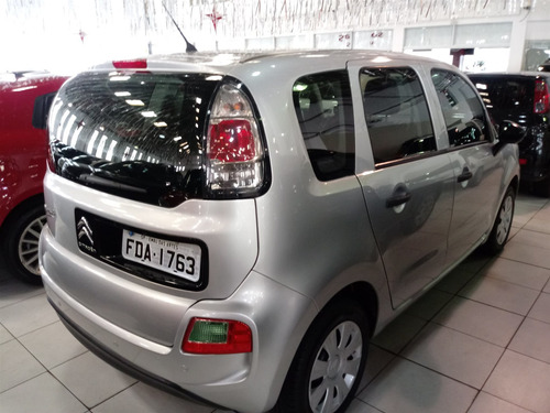 citroën c3 1.5 picasso gl 8v flex 4p manual