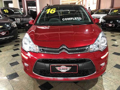 citroën c3 1.5 tendance 8v flex 4p manual 2015/2016