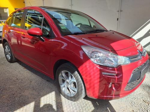 citroën c3 1.5 tendance pack secure i 90cv 2014