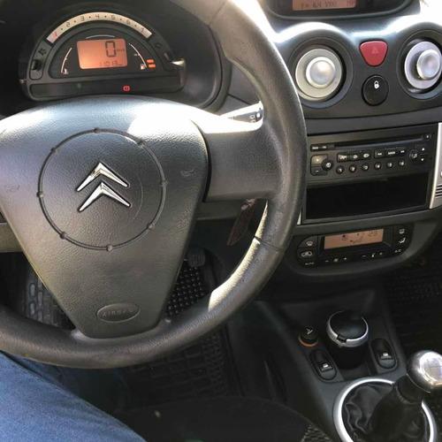 citroën c3 1.6 16v exclusive doble airbags con climatizador