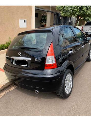 citroën c3 1.6 16v exclusive flex aut. 5p 2010